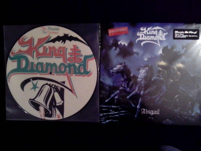 Veel 4 Metal albums King Diamond - Abigail en geen cadeautjes voor kerst Picture Disc Pantera - Geschiedenis van vijandigheid en projecten in de Jungle  EUR 20.00  Meer informatie