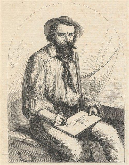 Thomas Baines (1820-1875), along with naturalist John Kirk, accompanied David Livingstone as part of the explorer's Zambesi expedition (1858-1863).