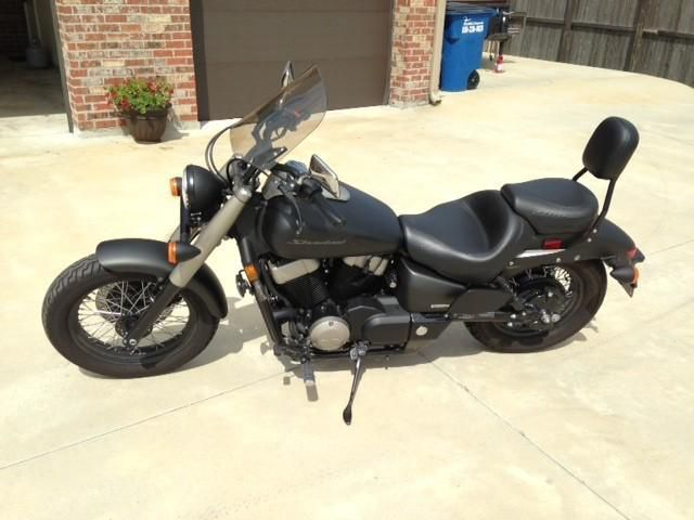 2012 Honda Shadow Phantom (VT750C2B) Cruiser