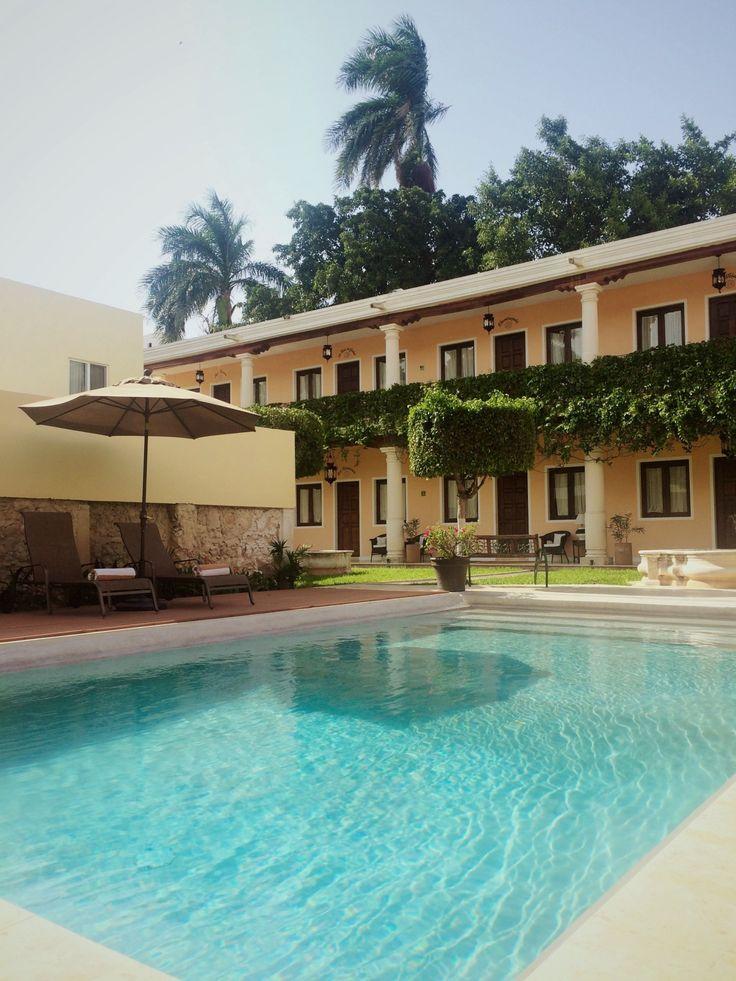 Autotour dans le Yucatan, Hôtel Casa Lucia, Merida, Mexique - Privilèges Voyages