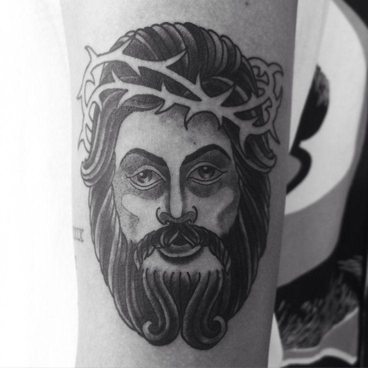 Jesus Cristo, Jesus Christ | MiXel Miledez Tattoo's | Pinterest ...