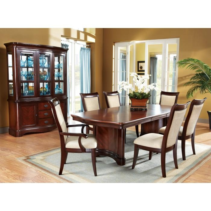 Shop For A Granby 7 Pc Double Pedestal Diningroom At Rooms To Go Find Dining Room Sets That Will Look Great In Your Home And Complement The Rest Of