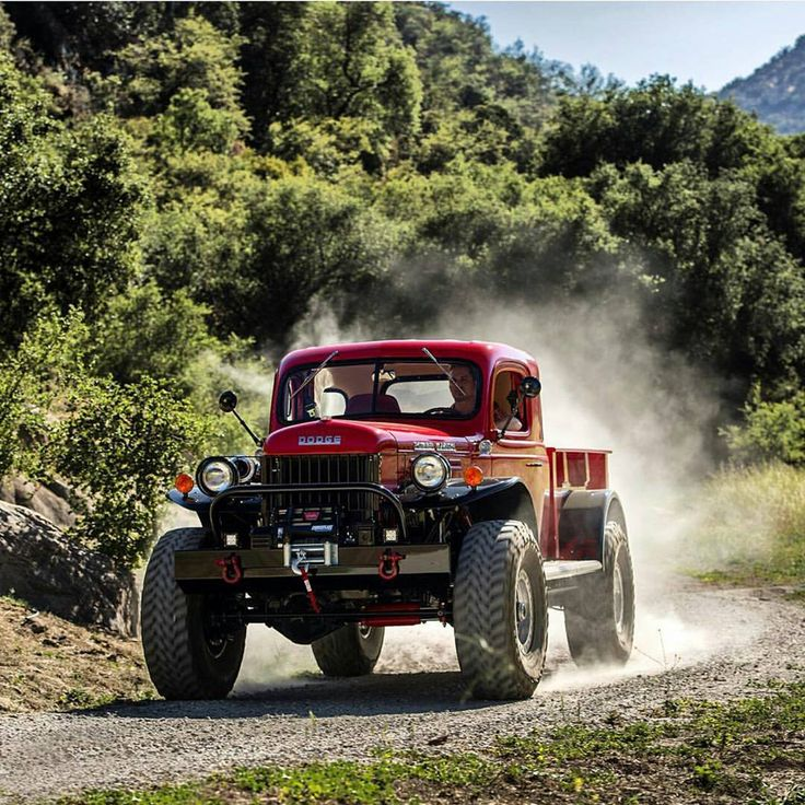 Trucks are acceptable as well right? Dodge Power Wagon                                                                                                                                                      Mais