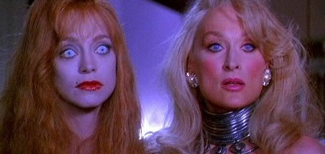 death becomes her!