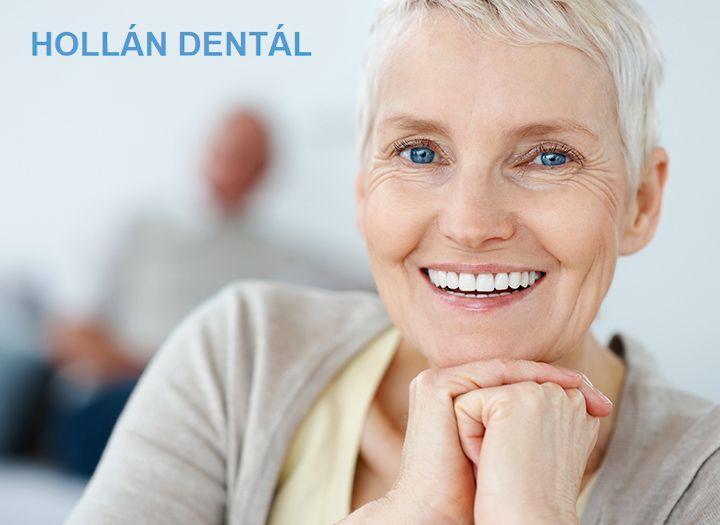 Egészség Kupon - 50% kedvezménnyel - Egészség - A tökéletes mosoly érdekében! Pótolja hiányzó fogait rögtön terhelhető egyrészes komplett fogimplantátummal a Hollán Dentálban. Foglald le most kuponodat 9.900 Ft-ért!.