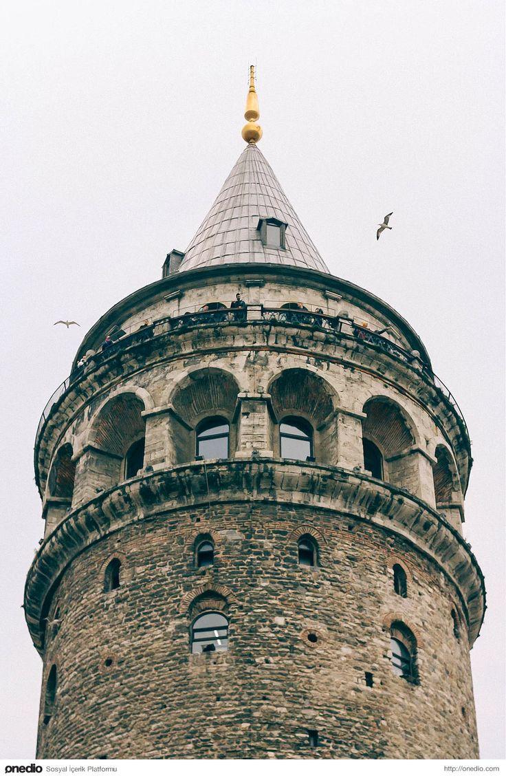 Galata Kulesi  foto : Nova Togotorop,