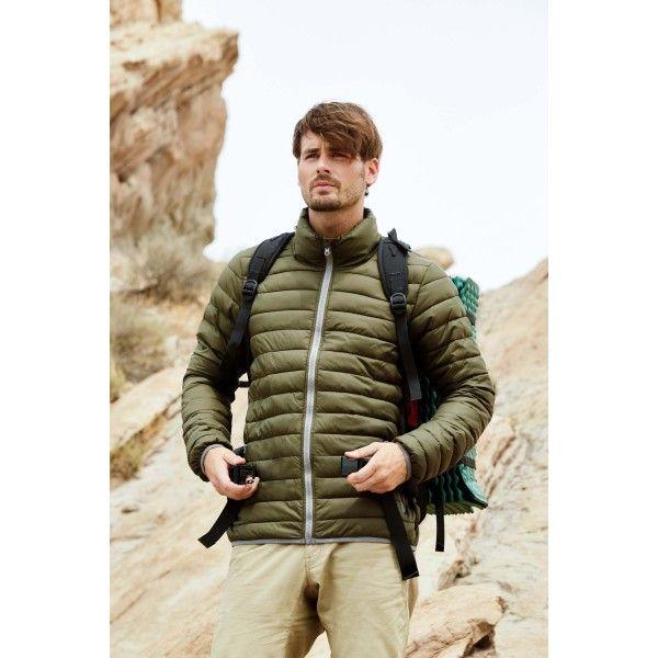 Stedman Padded Jacket Active for him. #Voorjaar #Jas