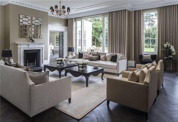 https://primeresidential.wordpress.com/featured/- luxury houses around the world  East Road, St George's Hill, Weybridge, Surrey, KT13