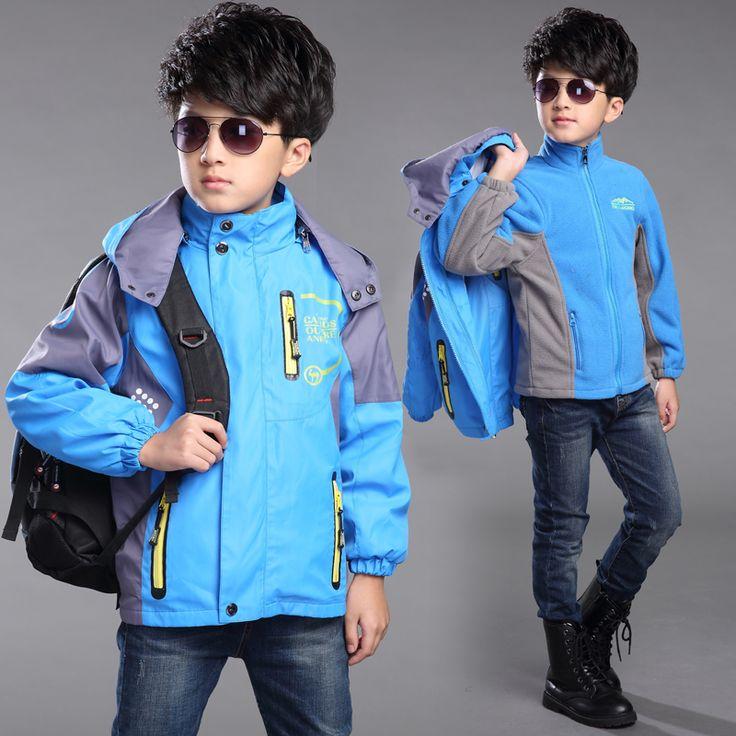 Teenage boy spring plaid coat   New boy full jacket &boys outerwear  kids clothes & green turn-down collar & 11&12 age kids coat