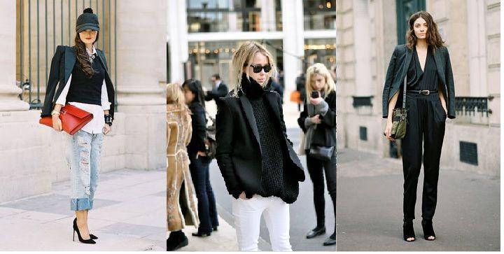 Stil İpuçları: Siyah Blazer Ceket