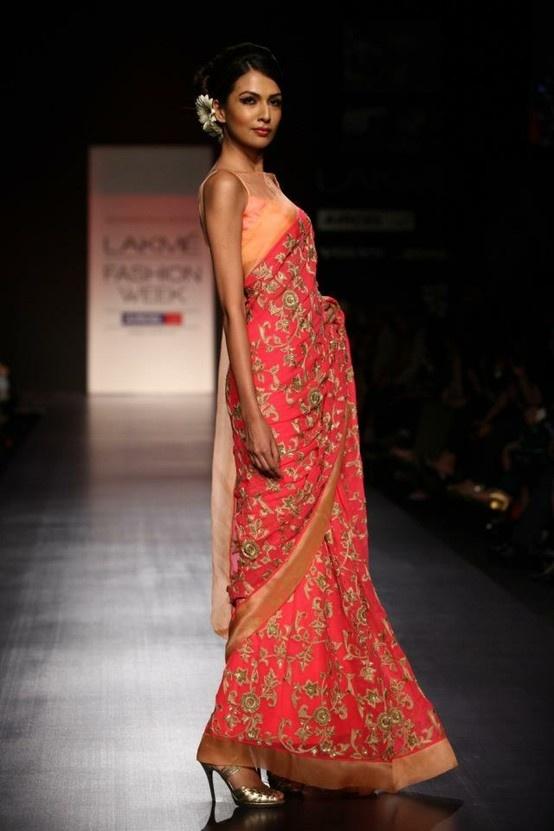 Manish Malhotra - Lakme Fashion Week 2013