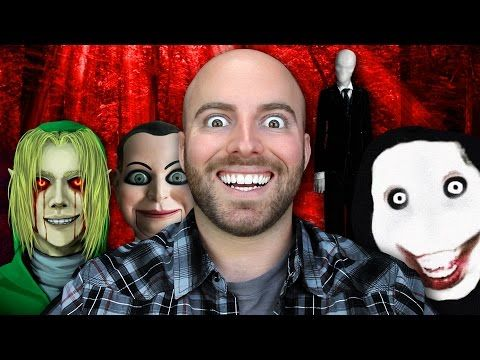 Top creepypasta stories