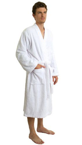31 best images about men 39 s terry cloth robe on pinterest land 39 s end egyptian cotton and for women. Black Bedroom Furniture Sets. Home Design Ideas