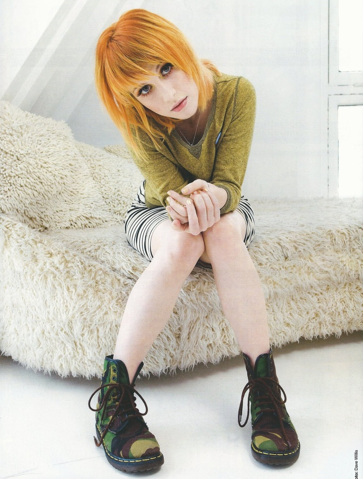 Hayley Williams #Paramore ll Kerrang! Posters