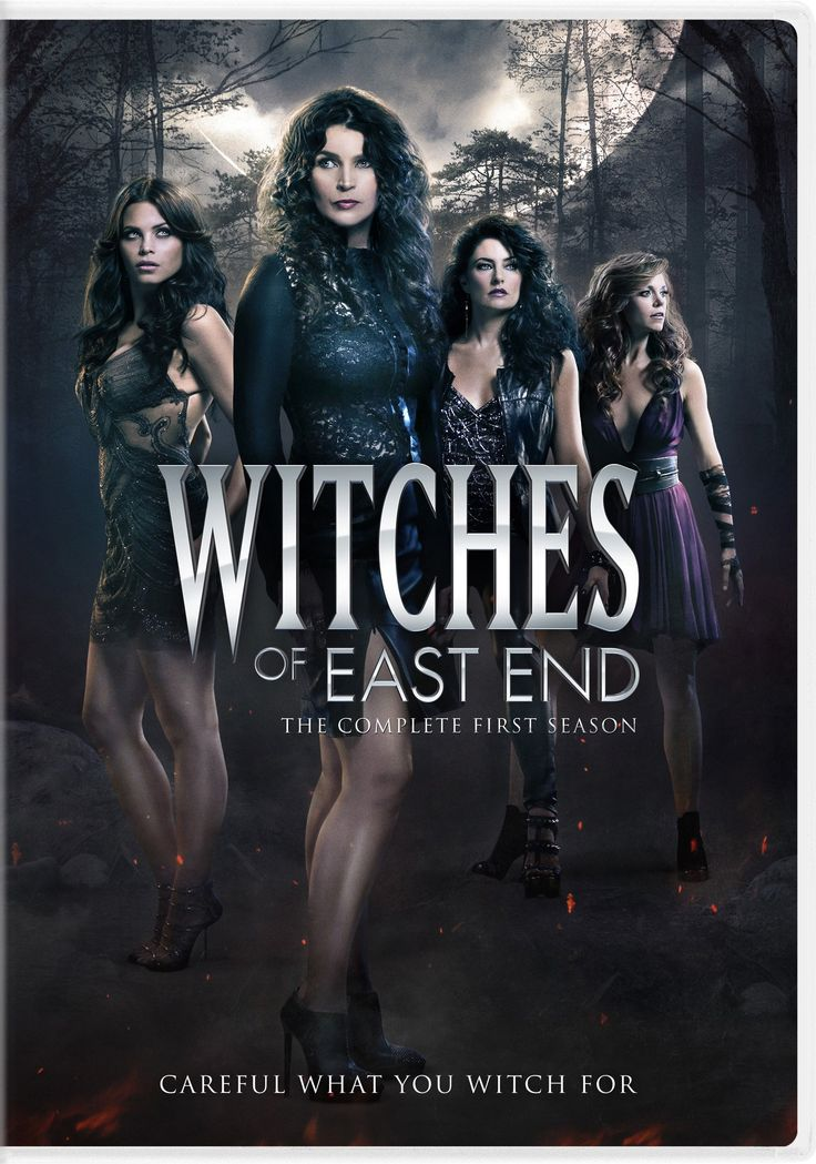 Witches of East End season 2 July 6 can't wait to watch the new episode on my DVR