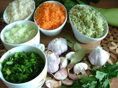 Domowa kostka warzywna