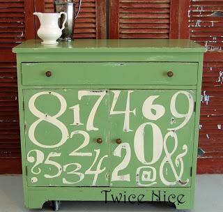 25 Best Green Dresser Ideas On Pinterest