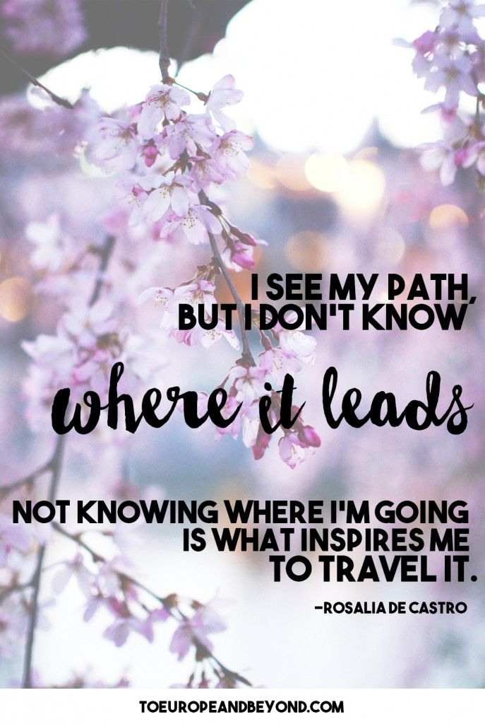 The 47 Best Travel Quotes (That You Haven't Read Before)