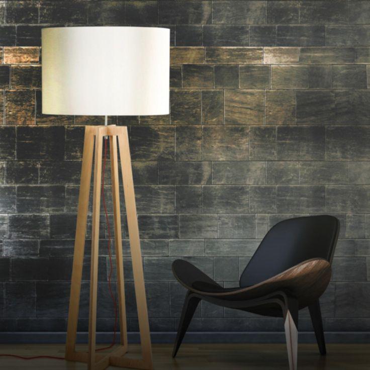 Die besten 25+ Stehlampe mit holzfuß Ideen auf Pinterest