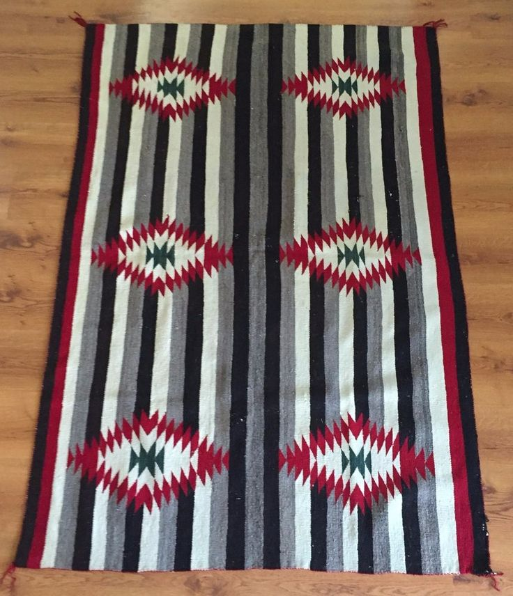 Find best value and selection for your Navajo Navaho Wearing Blanket  Textile Rug Weave Circa 77 1 2 x 51 search on eBay. Worldu0027s leading  marketplace.