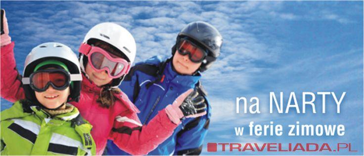 Narty na ferie zimowe  http://www.traveliada.pl/narty/ferie-zimowe/