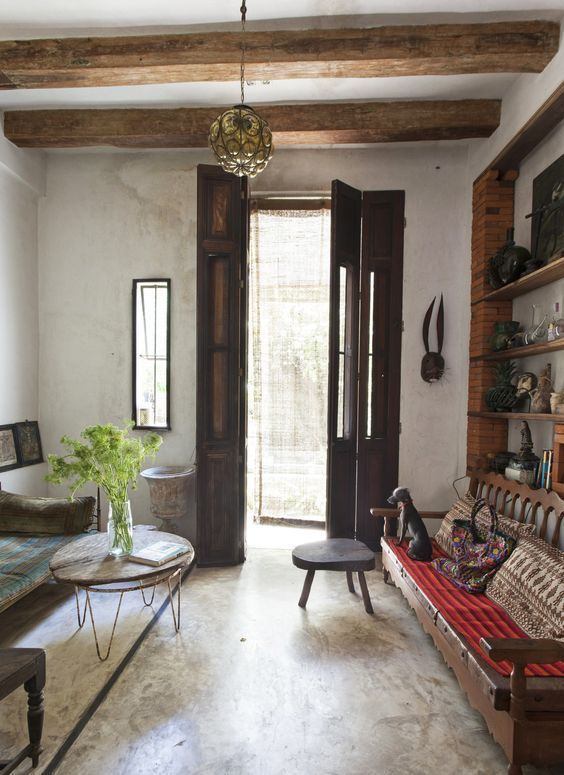 6 Mexican Homes That Will Inspire Your Vacation House Decor