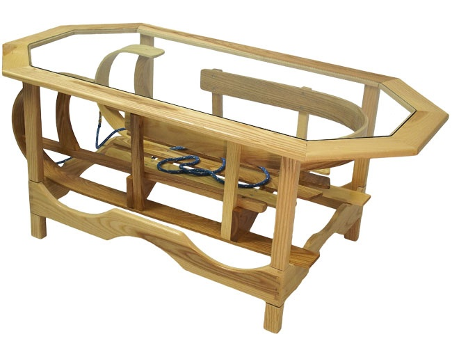 Coffee table sled sleds sleighs toboggans and carriages pinterest sled coffee tables Antique sleigh coffee table