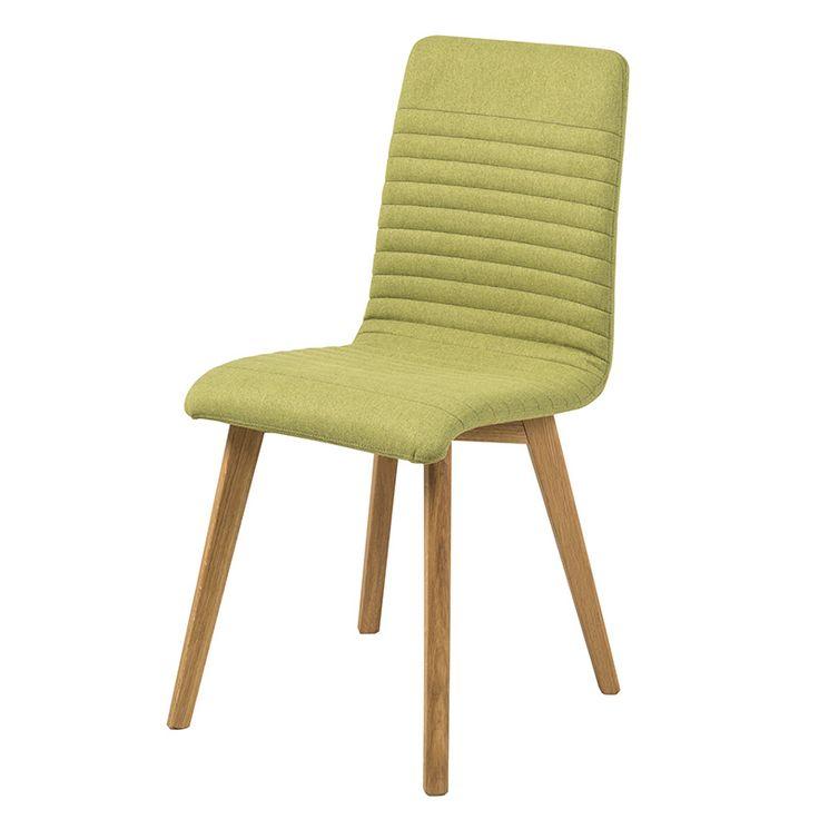 Jídelní židle Areta (SET 2 ks),  zelená - 1