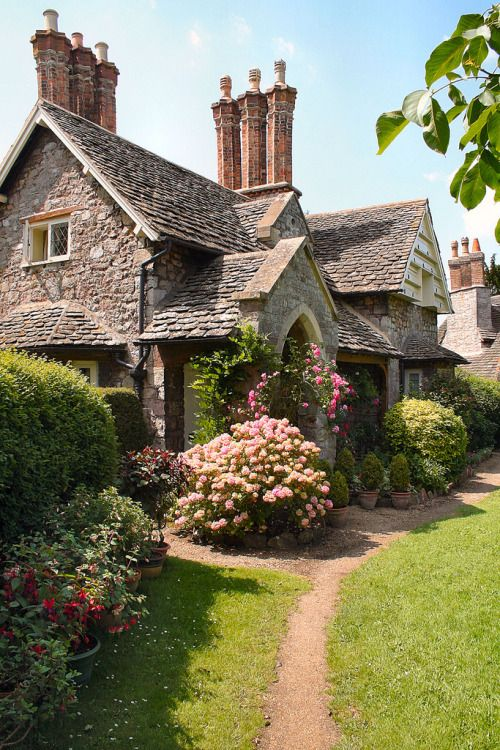 A very enchanting home