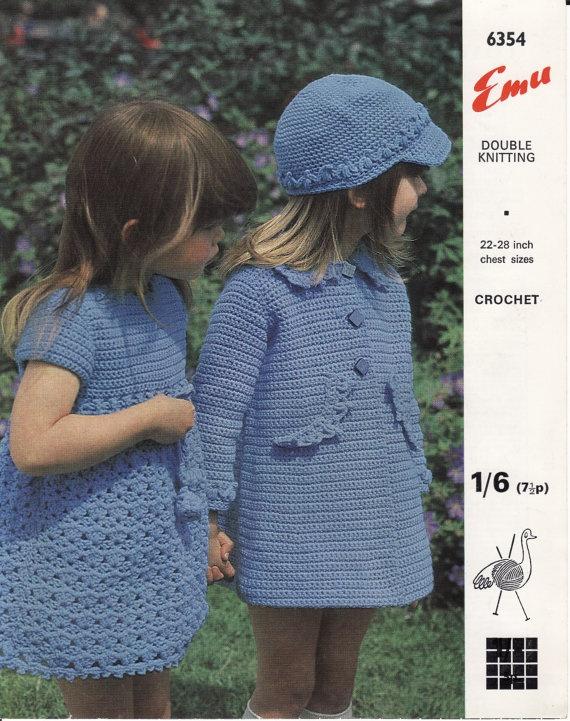 570 best Vintage images on Pinterest | Vintage crochet patterns ...