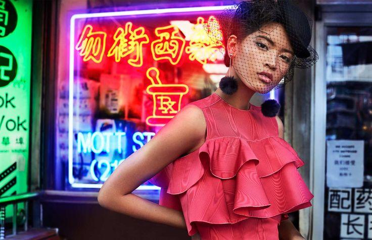 "Grazia Italy Editorial ""Little China girl"" shot by the fashion photographer Xavi Gordo represented by 8AM -  8 Artist Management 00 | #artistmangement #fashion #editorial #8artistmanagement #xavigordo #grazia #graziaitaly ★★ 8AM / 8 Artist Management ★★  more photos in http://8artistmanagement.com/"