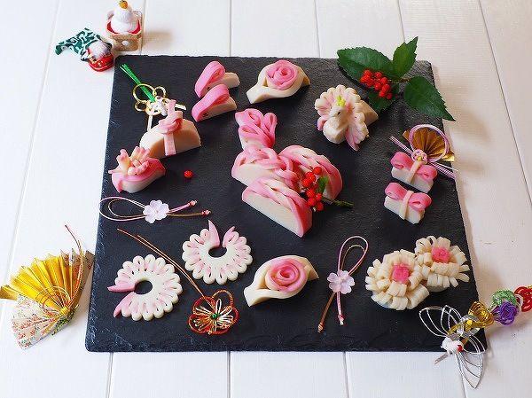 お正月を可愛く彩る!7つのかまぼこアートの作り方徹底解説 | レシピサイト「Nadia | ナディア」プロの料理を無料で検索