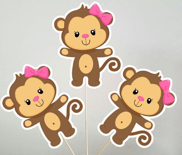 Best 25 Monkey Centerpiece Ideas On Pinterest