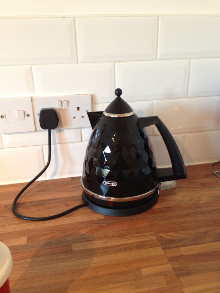 Delongi kettle