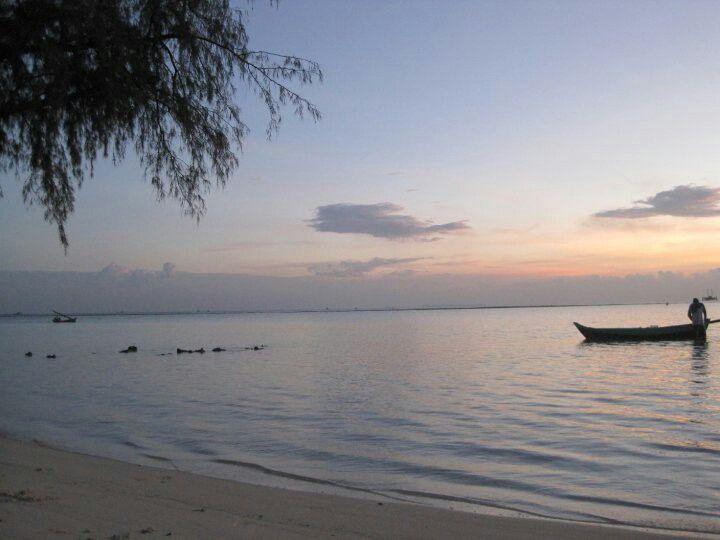 Sunrise @Tidung Island