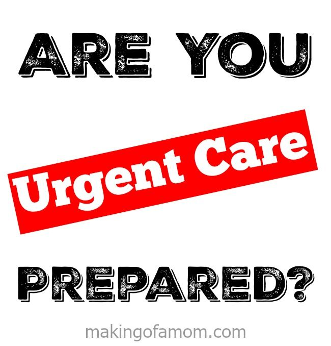 Urgent Care has extended hours and open on weekends. Often it is just easier to get into urgent care than a regular doctor. Urgent care is also cheaper than the ER. It's easy to get prepared for a potential future visit to the urgent care. #ad