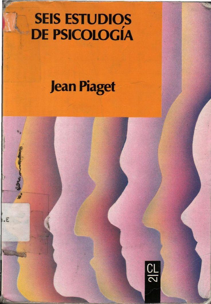 #ClippedOnIssuu from Jean piaget seis estudios de psicologia