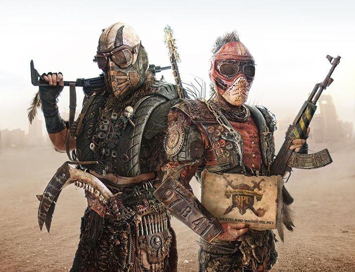 apocalyptic road warrior - photo #22