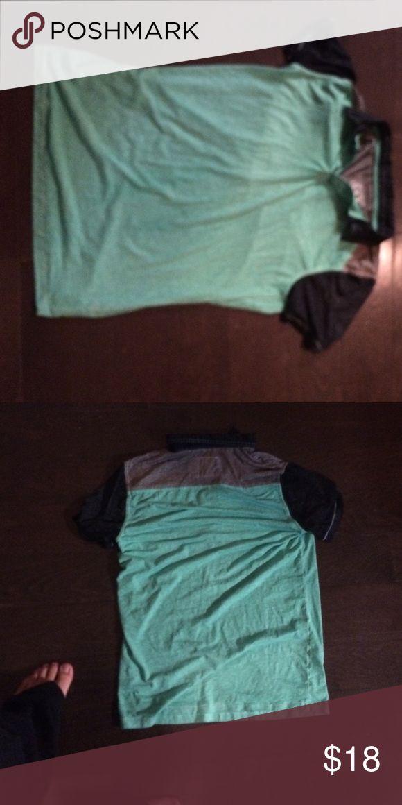 Bke polo tee shirt Nice bke polo tee shirt very soft and comfortable. Worn very little BKE Shirts Polos
