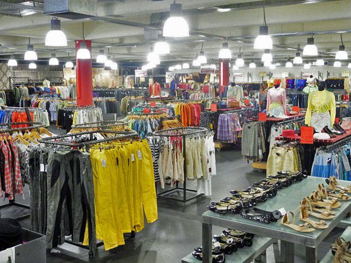 Kleidermarkt Hamburg
