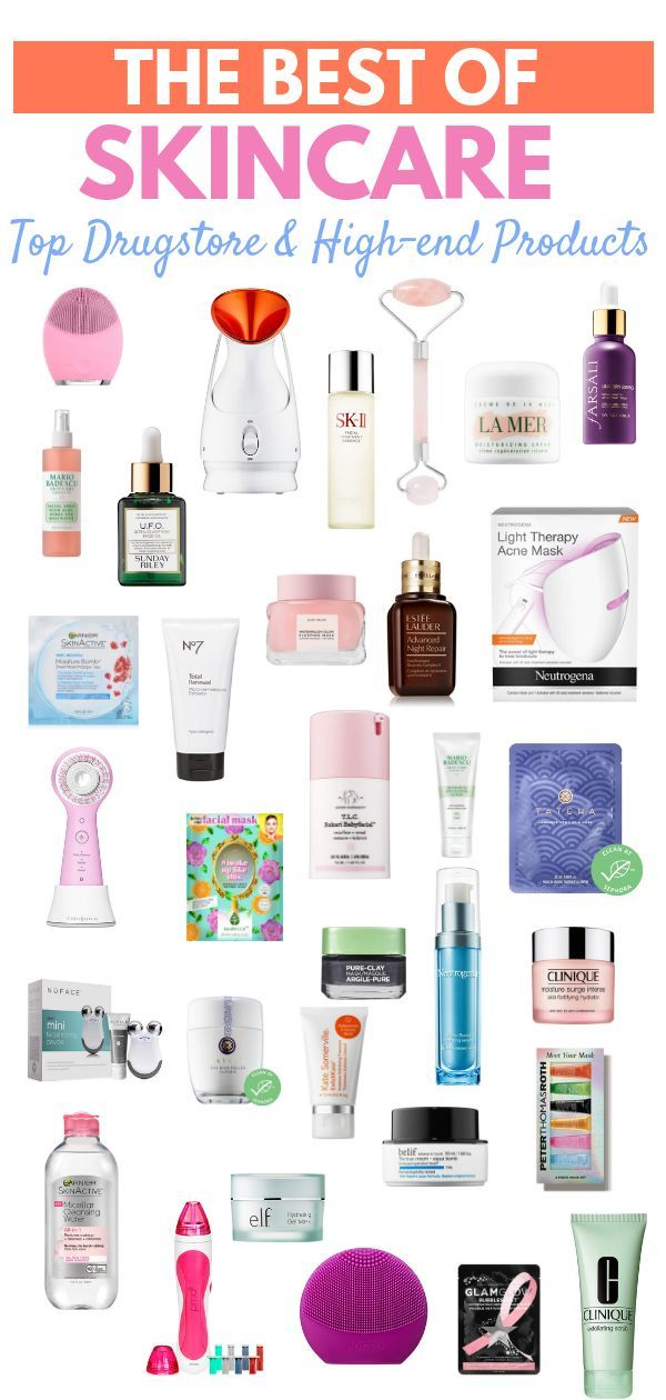 The Best Skin Care Products 2019 Drugstore Luxury Skin Care Best Skincare Products Skin Care Gifts Skin Care