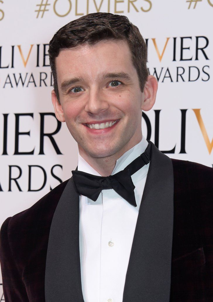 Pin for Later: The Stars Brought Sexy Back to London at the Olivier Awards Michael Urie