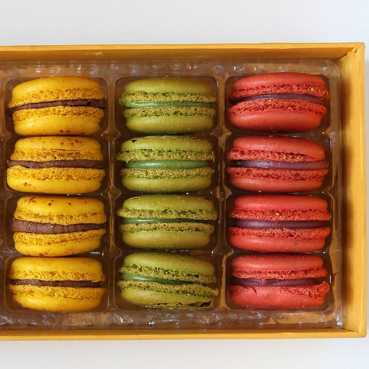 5 Mail-Order Macarons to Try: Today is the fourth annual Macaron Day: for those in New York City today, each participating bakery, including Thomas Keller