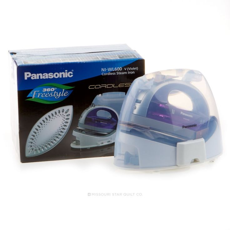 360 Freestyle Cordless Iron - Purple - Panasonic