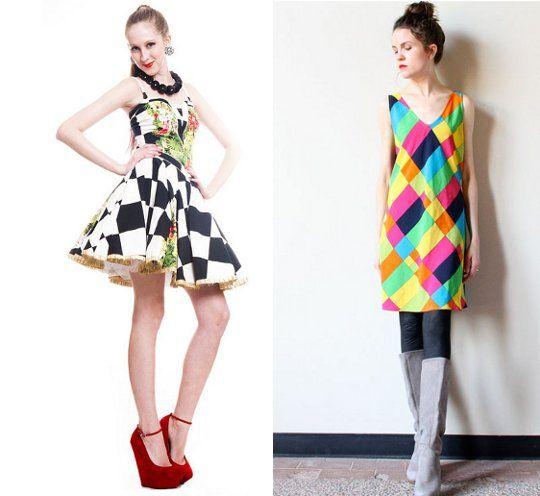 Artist style of dress