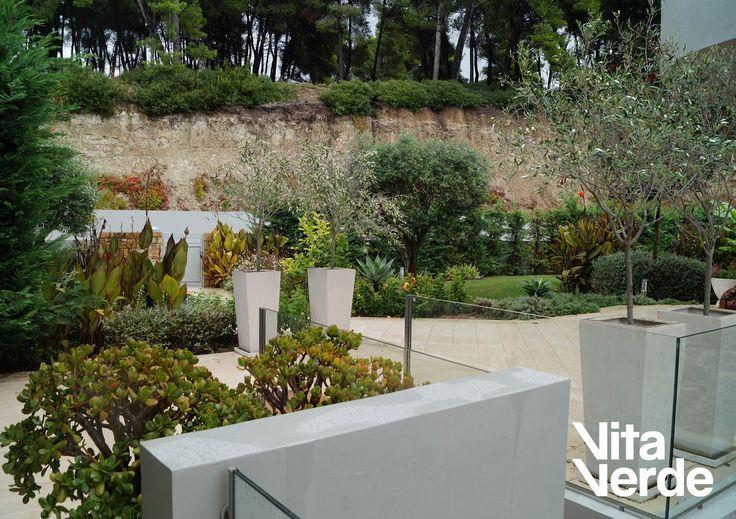 Landscape design tips for an all-season thriving #garden!  http://www.vitaverde.gr/garden-dilemma-seasonal-plants-landscape-renovation/