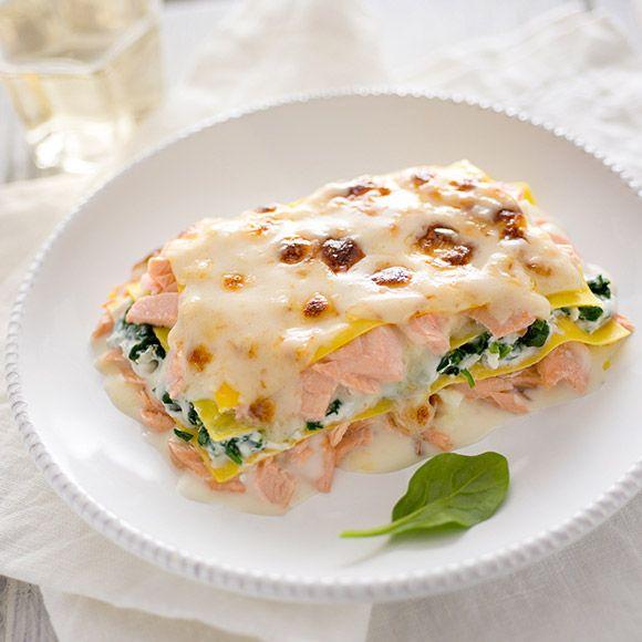 Lasagna al salmone | Rio Mare