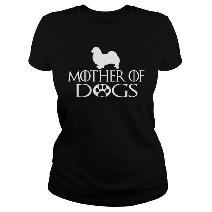 MOTHER OF DOGS Tibetan Spaniel