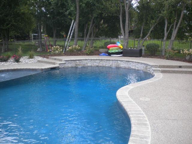 Gunite Pool Details : Best images about pool designs on pinterest