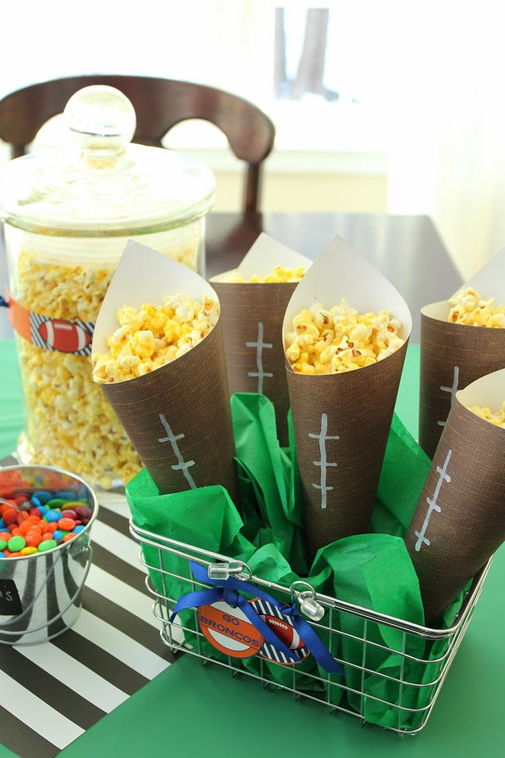 Super Bowl Popcorn Party and More Breaking News #HomeBowlHeroContest